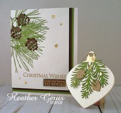 CC643 Guest Designer Sample- Heather's projects