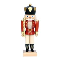 Christian Ulbricht Red Wood King Nutcracker (Nutcracker)