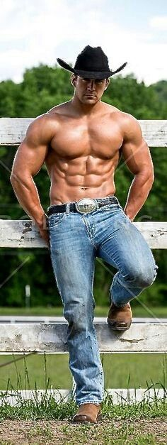 My kinda cowboy