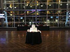 UPMC Club / 12-3-16 / Ceremony, Cocktail Hour, & Reception / Black & Red
