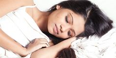 If you want to bright skin then sleep at night,