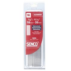 Senco A209809 18-Gauge-by-5/8-Inch to 1-1/4-Inch E  Reviews   -   Senco A209809 18-Gauge-by-5/8-Inch to 1-1/4-Inch Electro Galvanized Variety Pack Brads was  produced  by Senco and  placed  on Amazon with $11.99.  Today ,  We   want  to  inform  you this  unit  is  promoting  for $8.99 USD brand new..  There are only 26  products  left  model  new. Buy Senco... - http://gopher.arvixe.com/~reviews/senco-a209809-18-gauge-by-58-inch-to-1-14-inch-e-reviews/