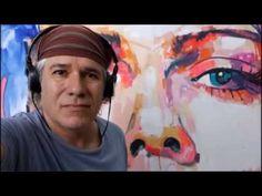 "La primer obra del 2017 (Music: ""Please tell me"" by Silent Partner). Tell Me, Painting, Music, Art, Musica, Musik, Painting Art, Paintings, Muziek"