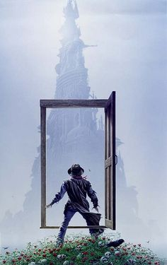 The Dark Tower - One of many Doorways