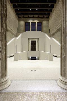 Neues Museum -revista Arquine No.66-
