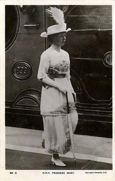 Princess Royal Mary Viscountess Lascelles