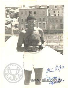 1959 ~ Henry Fonda visiting Hydra island