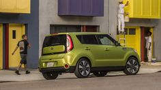 kia soul : High Definition Background 1920x1080