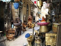 Souk El Attarine Alexandria is more of a labyrinth of narrow alleys. In fact, Souk El Attarine Alexandria bursts with all types of Egypt Tourism, Life In Egypt, Egypt Culture, Egypt Fashion, World Street, Greece Holiday, Visit Egypt, Greece Travel, Viajes