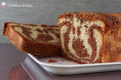 La preparazione di questo Plumcake Variegato è molto semplice ma altrettanto d'effetto! Un dolce adatto sia a colazione che a merenda!
