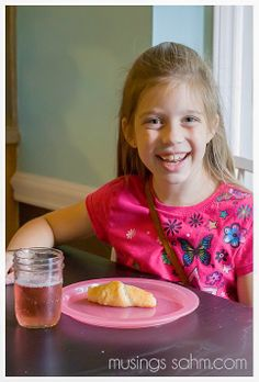 Stuffed Crescent Rolls {Cooking with Kids} - Musings From a Stay At Home Mom