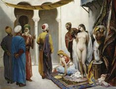 The slave trader Painting by Continental School Reproduction Exotic Art, Historical Art, Fantasy Girl, Home Art, American History, Oriental, Religion, Art Gallery, Africa