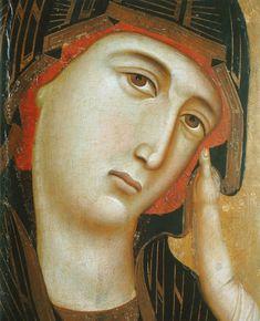 Crevole Madonna - Duccio