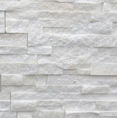 Fireplace wall Ledge Stone Veneer in Slate, Quartzite & Marble from Stonetrade®, wholesale and importers of natural stone. Dining Room Fireplace, Fireplace Update, Home Fireplace, Fireplace Remodel, Fireplace Surrounds, Fireplace Design, Fireplace Ideas, Ledge Stone Fireplace, White Fireplace Surround