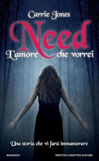 Need #1 http://www.vivereinunlibro.it/2011/08/anteprima-need.html