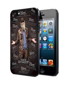 Duck Dynasty hey quotes Samsung Galaxy S3/ S4 case, iPhone 4/4S / 5/ 5s/ 5c case, iPod Touch 4 / 5 case