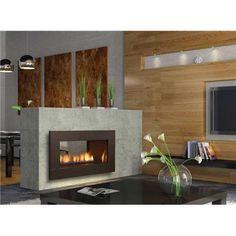 Regency Contemporary Fireplace