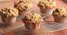 Nap receptje: Mákos-diós muffin | Femcafe