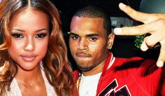 Indira Kobi's Blog: Chris Brown & Karrueche Tran Split: Their Shocking...