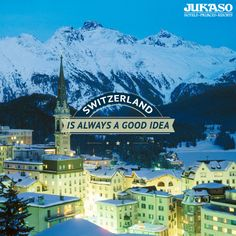 One of the most beautiful places on earth, Switzerland is for sure a #MustVisit place for anyone.