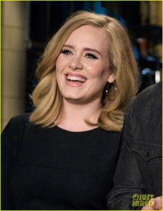 Adele Says 'Hello' for Matthew McConaughey in 'SNL' Promo! | adele says hello for matthew mcconaughey in snl promo 01 - Photo