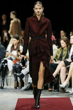 Givenchy Fall 2015 RTW Runway 28 – Vogue