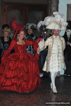 masked ball in Venice