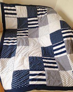Alessandros Patchwork Decke
