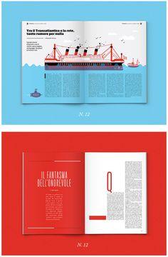 Billedresultat for creative editorial layout design web Magazine Layout Inspiration, Layout Design Inspiration, Page Layout Design, Layout Book, Book Layouts, Graphic Design Layouts, Design Posters, Editorial Design Layouts, Design Web