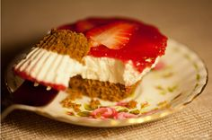 Strawberry Cheesecake <3