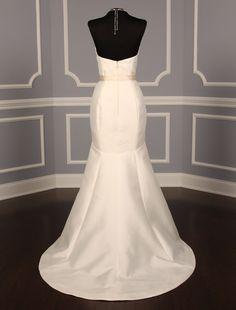 Amsale Blake A652 Discount Designer Wedding Dress