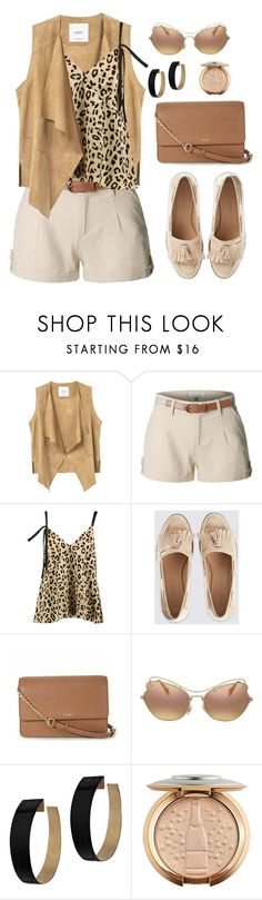 """Untitled #2159"" by ebramos ❤ liked on Polyvore featuring MANGO, LE3NO, Cinq à Sept, MICHAEL Michael Kors, Miu Miu and Zimmermann"