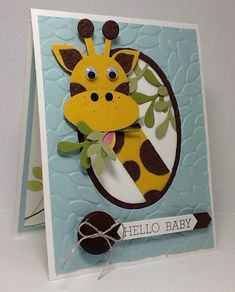 In Honor of April The Giraffe by razldazl - Cards and Paper Crafts at Splitcoaststampers