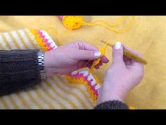 crochet, ganchillo, crochet para principiantes, aprende a tejer desde tu casa, patrones para crochet, graficos crochet, ganchillo, dos agujas, tutoriales, patrones para tejer, tejer, patrones gratis, graficos para tejer, moldes, patterns. Picot Crochet, Crochet Trim, Crochet Stitches, Crochet World, Loom Yarn, Spool Knitting, Crochet Decoration, Crochet Videos, Crochet Gifts