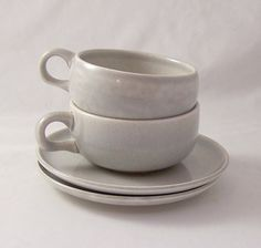 Russel Wright American Modern Cup and Saucer