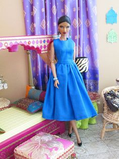 Jasmina - Age of Opulence Isha Fashion Royalty doll