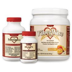 The Heart Health Pack is a heart-smart trio of Phytomega®, Provex CV®, and FiberWise® Drink. Working together, these naturally derived dietary supplements complement your heart-healthy efforts by helping to prevent LDL cholesterol oxidation and helping to maintain healthy blood platelet activity and triglyceride levels.
