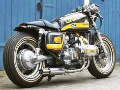 DO YOU LIKE VINTAGE? Honda GL1000 Gold Wing