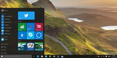 We're not even done with launch day, and it already looks like Windows 10 is getting the ball rolling with third-party software: Twitter just launched a native app for the…