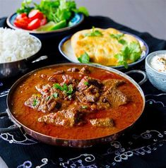 Indian Food Recipes, Asian Recipes, Healthy Recipes, Ethnic Recipes, Vindaloo, Zeina, Swedish Recipes, Curry Recipes, Food For Thought