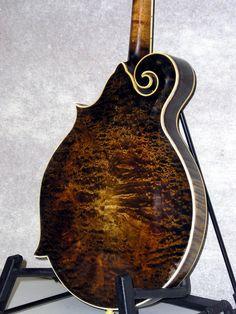 Beautiful Gibson Mandolin