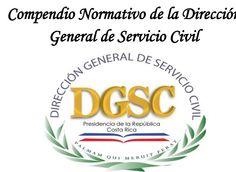 Compendio Normativo de la Dirección  General de Servicio Civil