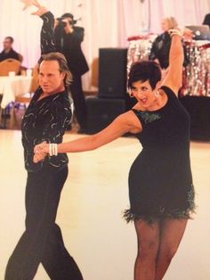 Watch Jacob and his professional partner, Kimberly Mitchell, dance International Latin on episode 3 of #BallroomBlitz! The premiere in on November 26th at 1pm! Don't miss it! #dance #ballroom