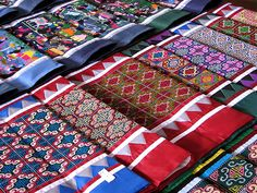Community NHS is offering our Homestretch homebuyer education class taught in Hmong at no charge, this weekend (April 14) only.  A free credit report is included. Space is still available.         Hmong cacao embroideries by nicholaslaughlin, via Flickr