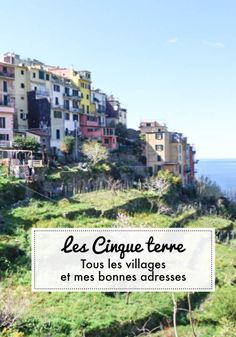 cinque terre voyage en italie – Travel and Tourism Trends 2019 Italy Places To Visit, Visit Italy, Week End Europe, Travel Around The World, Around The Worlds, Italy Culture, Destination Voyage, Europe Destinations, Italy Travel