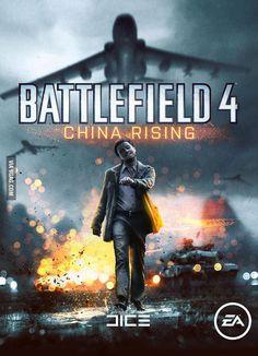 Leonardo DiCaprio in Battlefield 4: China Rising
