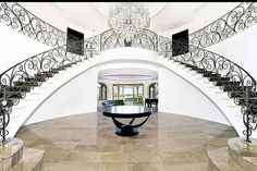 Best I Ve Always Wanted A Double Staircase L I V E 400 x 300