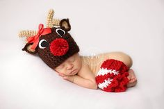 Jailey Bugs Custom Little Clarice Rudolph Red Nose by puzo2352