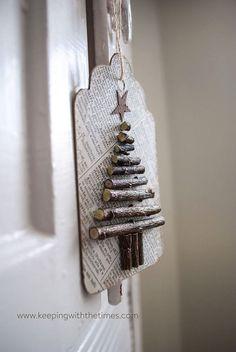 adornos de navidad reciclados 10
