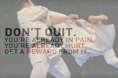 KARATE QUOTES image quotes at BuzzQuotes.com